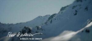 Vidéo : les 10 règles de bonne conduite sur les pistes de ski