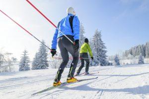 J'ai fondu pour le ski de fond
