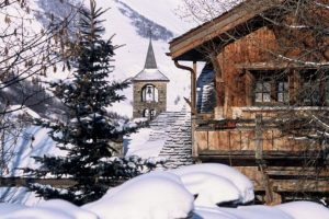 petites stations de villages