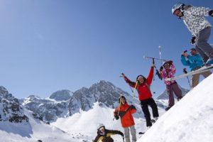 quel materiel de ski pour les enfants