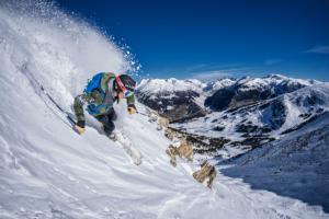 Station de ski de luxe