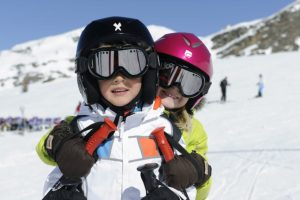 station de ski pour les familles