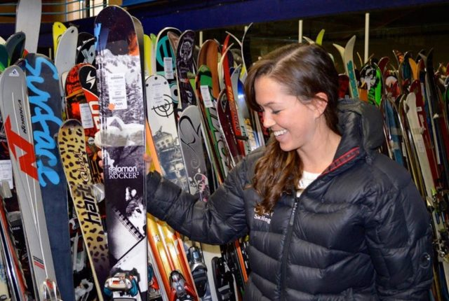 Bourses aux skis en France