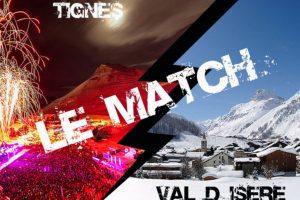 Tignes vs Val d'Isère