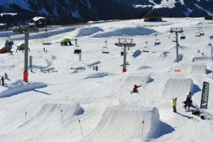 meilleures stations pour le snowboard