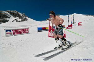 Où faire du ski sur herbe ?
