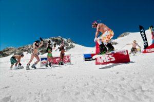 skier au printemps