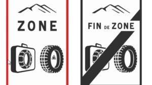 obligation d'équiper son véhicule de pneus neige pour circuler en zone de montagne