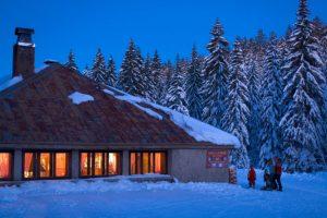 Dormir en refuge dans les Montagnes du Jura