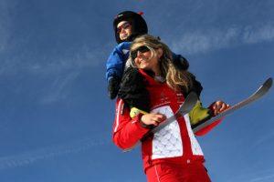 Mettre vos enfants sur des skis