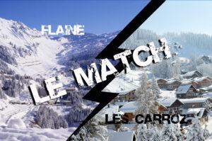 Le Grand Massif : Flaine vs Les Carroz