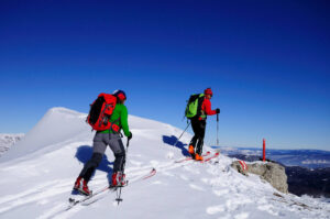 Le ski de randonnée, la discipline qui monte