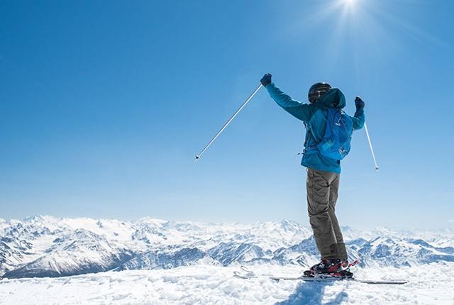 Importance des batons de ski